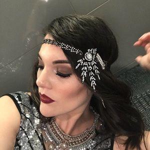 Accessories - Gatsby Headband